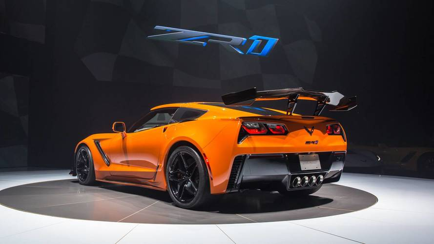 Près d'un million de dollars pour la première Corvette ZR1 !
