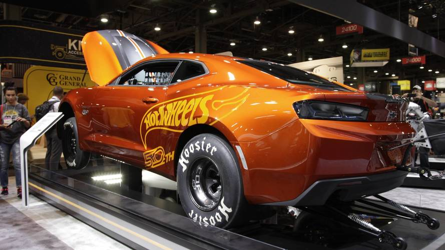 Camaro Hot Wheels Edition 2018