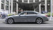 2018 Mercedes-Benz S450: Review