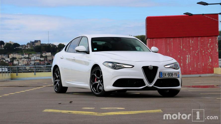 Essai Alfa Romeo Giulia Veloce (2017)