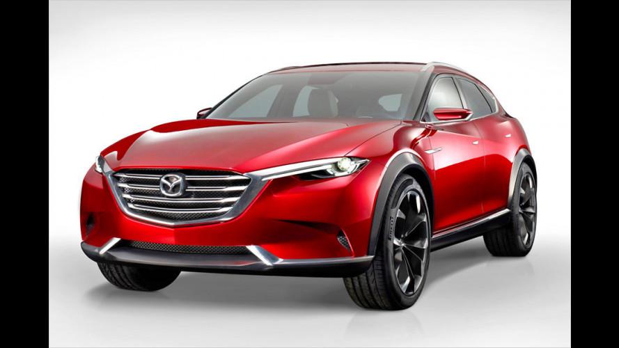 Mazda präsentiert den Koeru