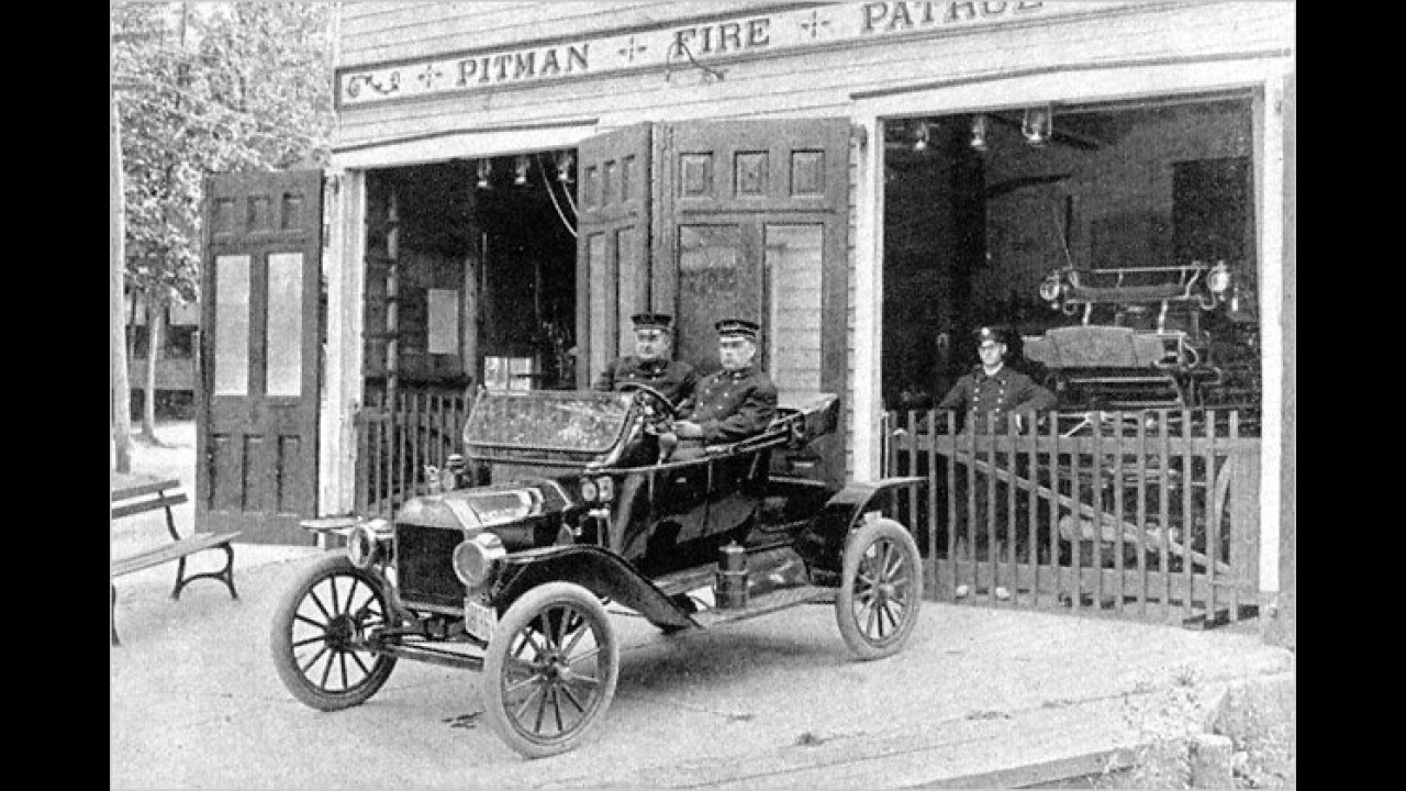 Ford Model T Fire Department (1915)