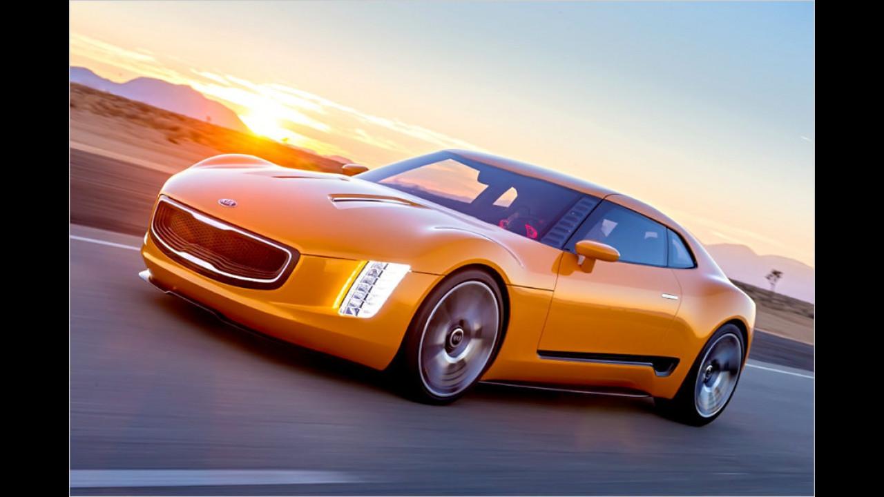 Kia GT4 Stinger (2014)