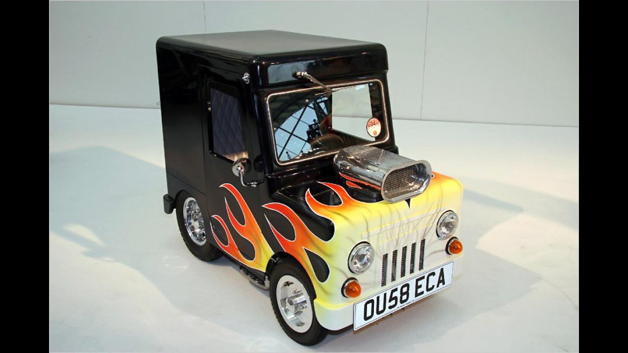 Kleinstes Auto der Welt