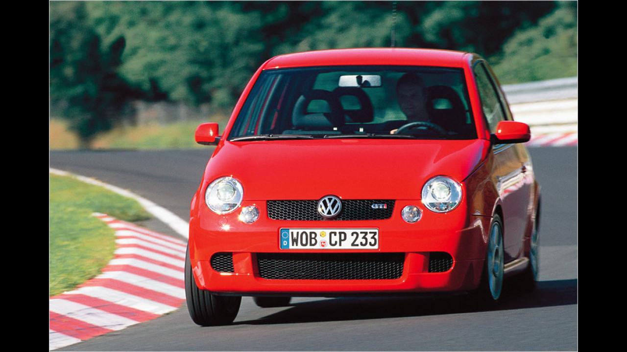 VW Lupo GTI, Daniel Schwerfeld, 2002