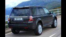 Land Rover: Freelander-Update