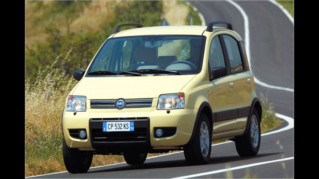 Fiat Panda 1.3 JTD Multijet 16V Climbing 4x4