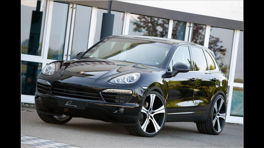 Mit Extra-Kick: Porsche Cayenne von Lumma Design