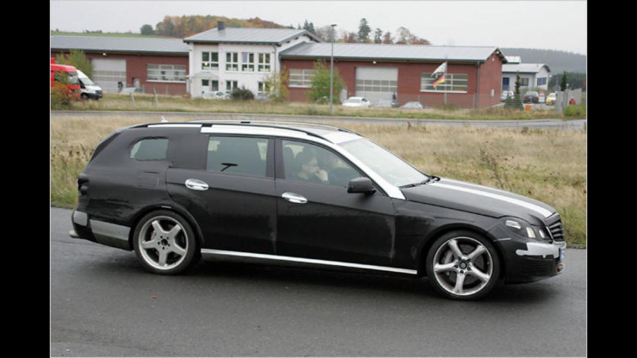 Mercedes E-Klasse T-Modell AMG