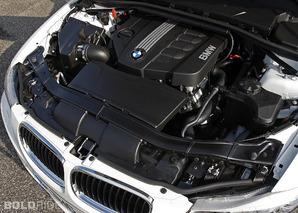 BMW 320d EfficientDynamics