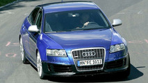 Audi RS6 Spy Photos