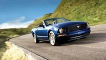 Mustang Conv. Gets 5-Star Crash Rating