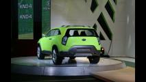 Kia KND-4 Compact SUV Concept