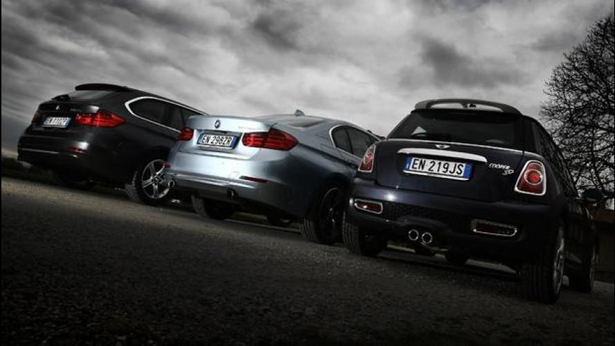 BMW Green Tour 2012