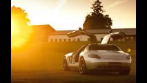 Mercedes SLS AMG MC700 by McChip