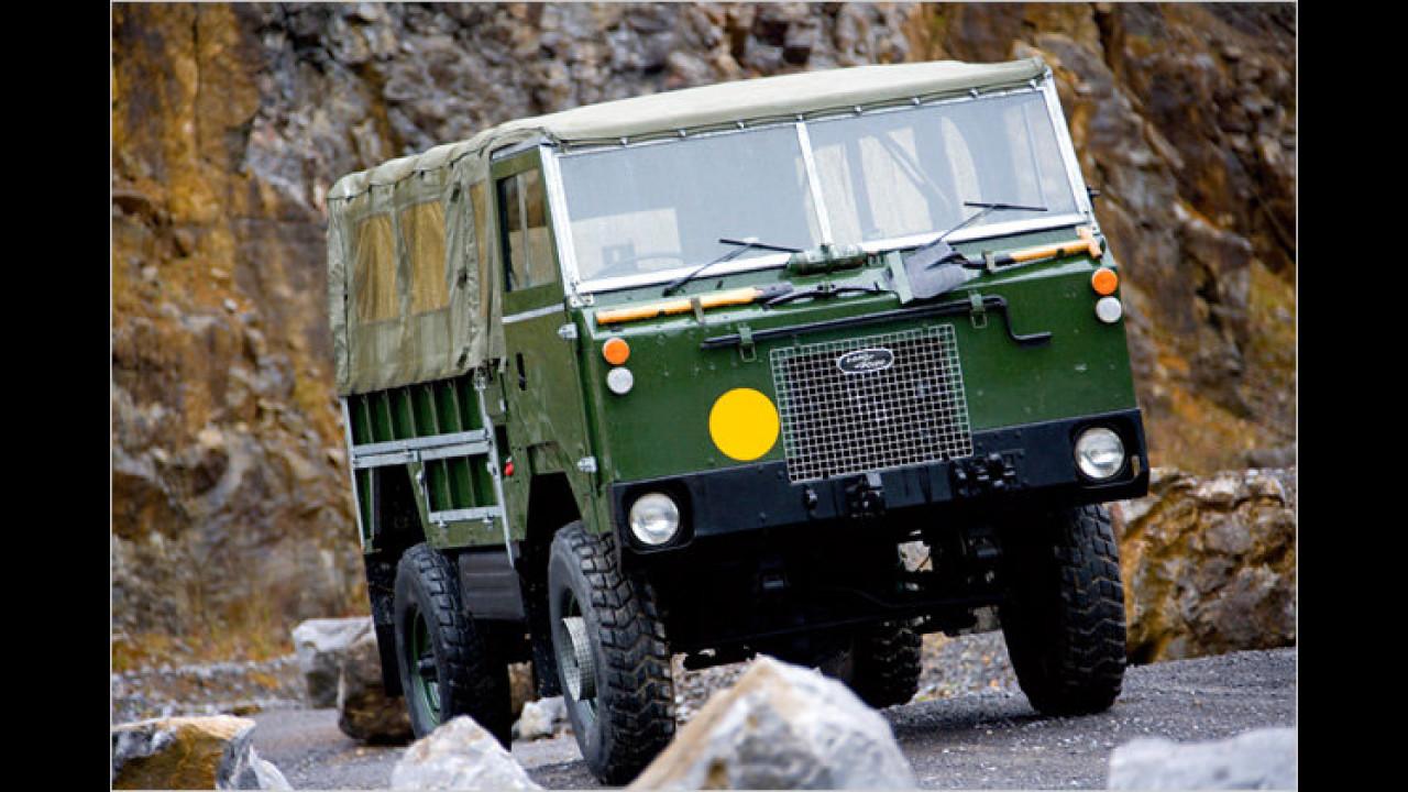 Land Rover 101 Forward Control (1975)