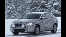 Erwischt: BMW X2 und Lang-X1