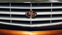 San Francisco 49ers Cadillac Escalade