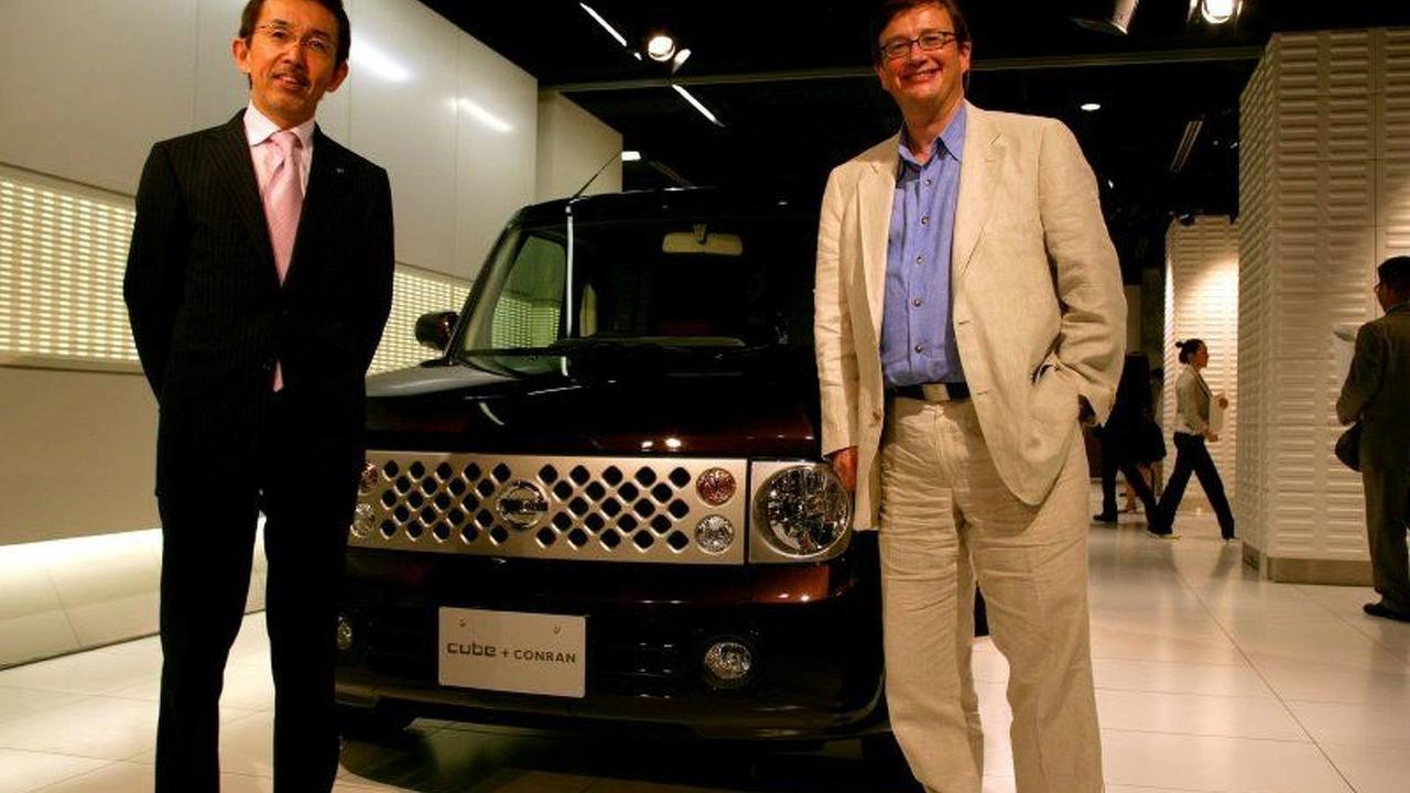 Nakamuro CCO and Mr. Conran