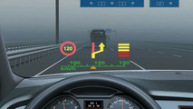 Audi Head-up Display