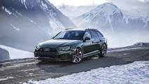 Audi RS4 Avant Sonoma Green in Austria