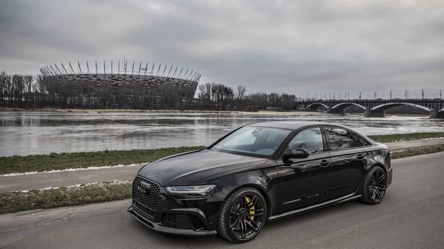Audi RS 6, fotografiado por Auditography