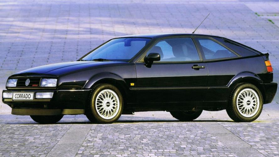 Volkswagen Corrado, la coupé GranTurismo
