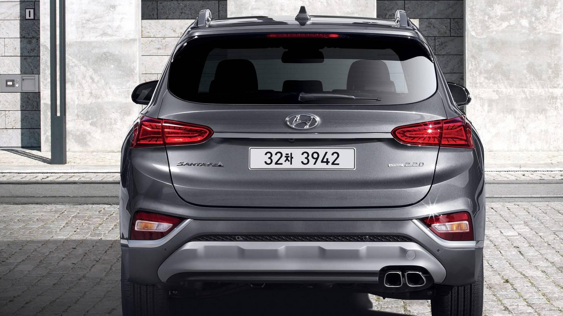 2018 4th Generation Hyundai Sante Fe - Korean Talk
