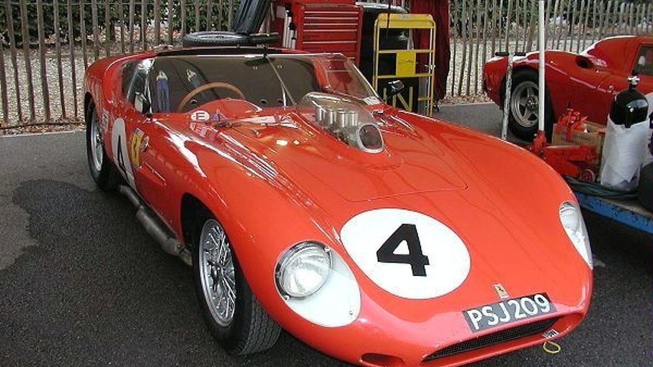 1960 Ferrari 246S Dino Sports racer, 600 px