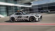 Formula 1 Güvenlik Aracı 2018 Mercedes-AMG GT R