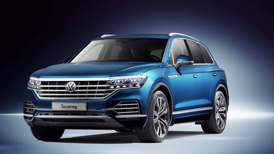 2019 VW Touareg Adds Tech And Luxury While Slashing Weight