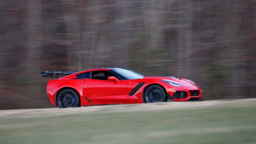 Corvette ZR1 Laps 'Ring In 7:12, 911 GT3 RS Beats It At 6:56