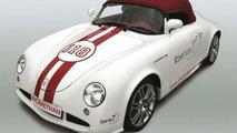 PGO Cevennes Turbo CNG for Geneva Auto Show