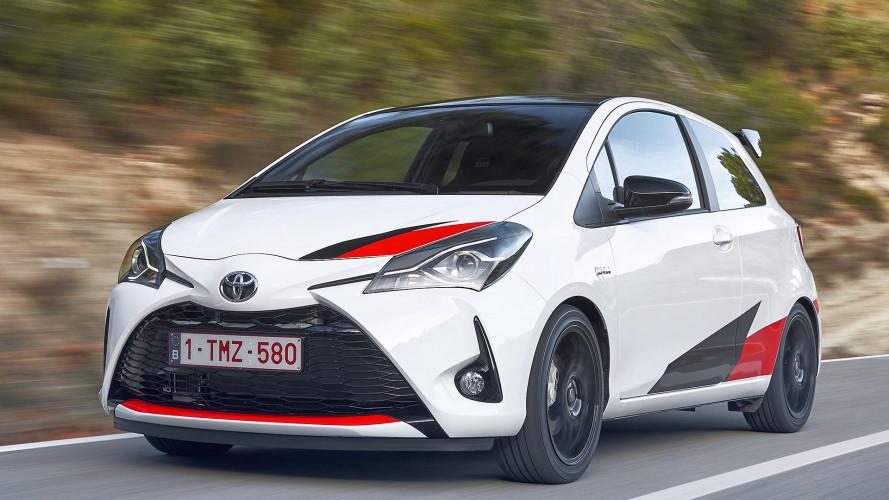 Test Toyota Yaris GRMN