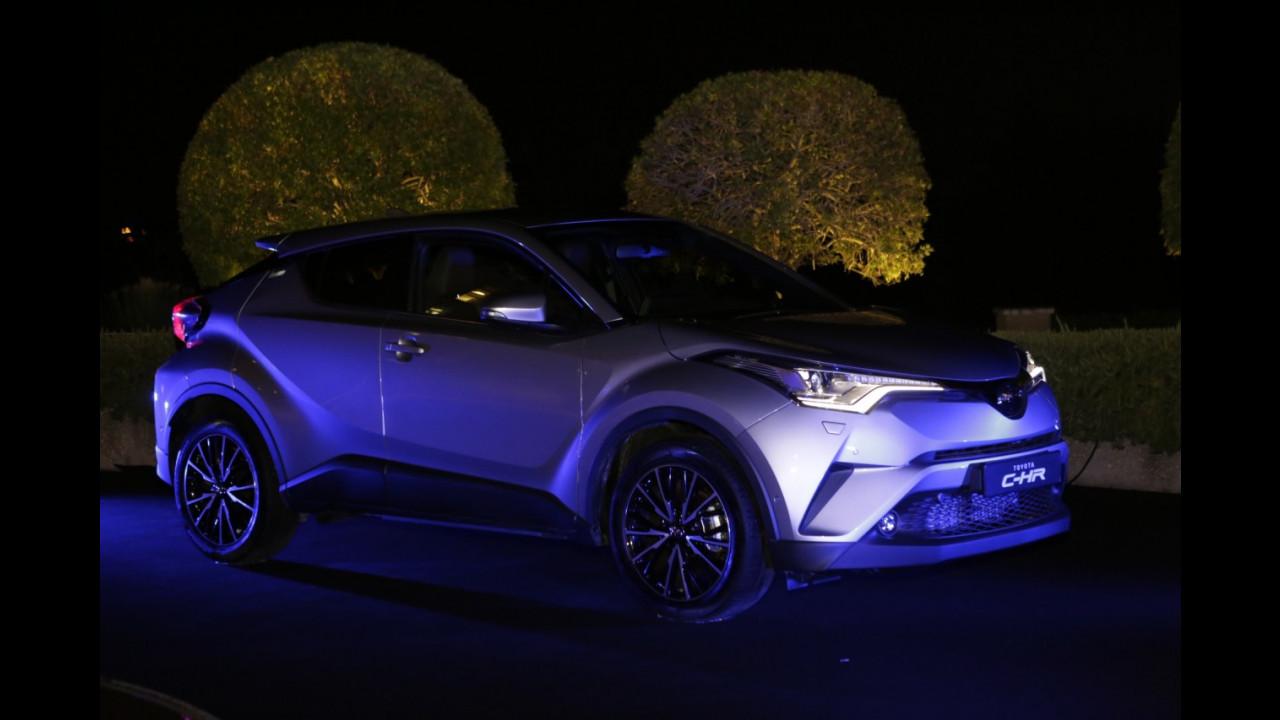 """Toyota C-HR, la premiazione per """"King of The Flow"""" 001"""