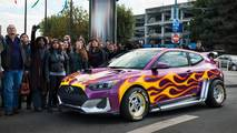 2019 Hyundai Veloster to star in Ant-Man and the Wasp