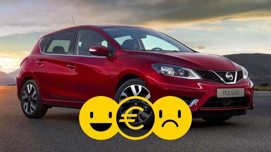 Promozione Nissan Pulsar, perché conviene e perché no