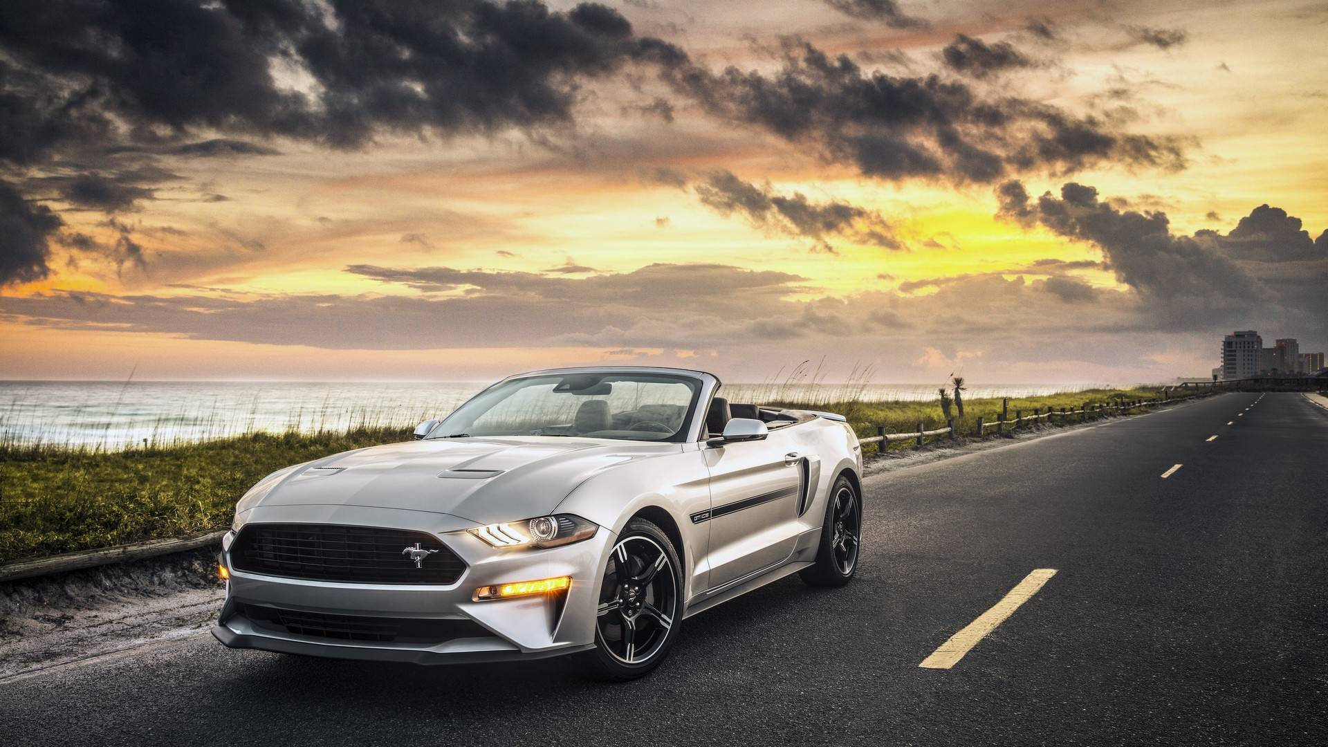 2014 - [Ford] Mustang VII - Page 16 2019-ford-mustang-california-special