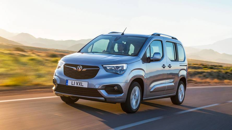 PSA breathes new Life into Vauxhall Combo