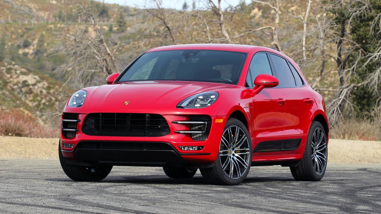 2018 porsche macan turbo review photo. Black Bedroom Furniture Sets. Home Design Ideas