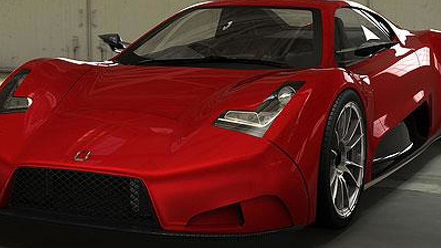 Joss supercar teased for AIMS debut