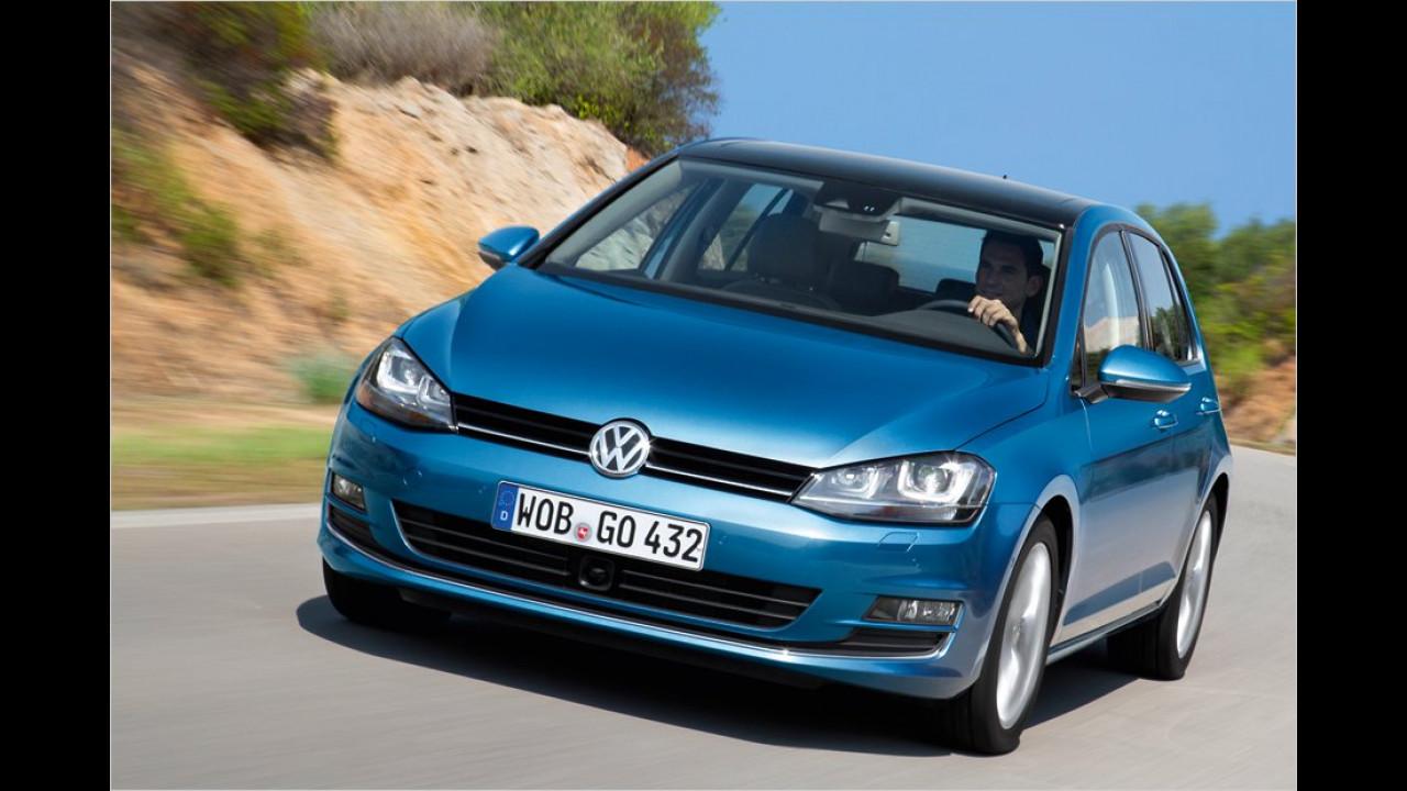 November: VW Golf