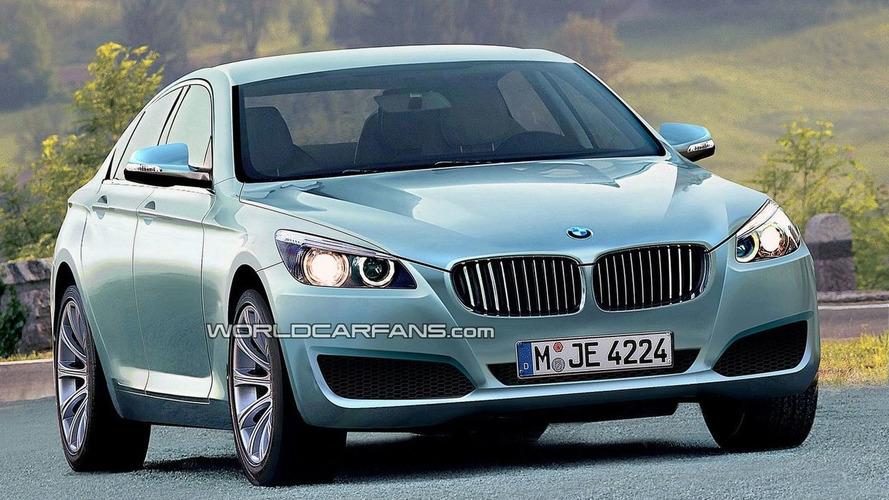 2011 BMW 5-Series - New Details Emerge