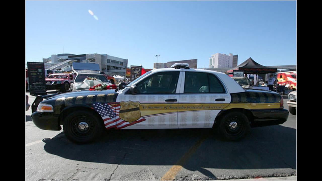 Memory Police Car