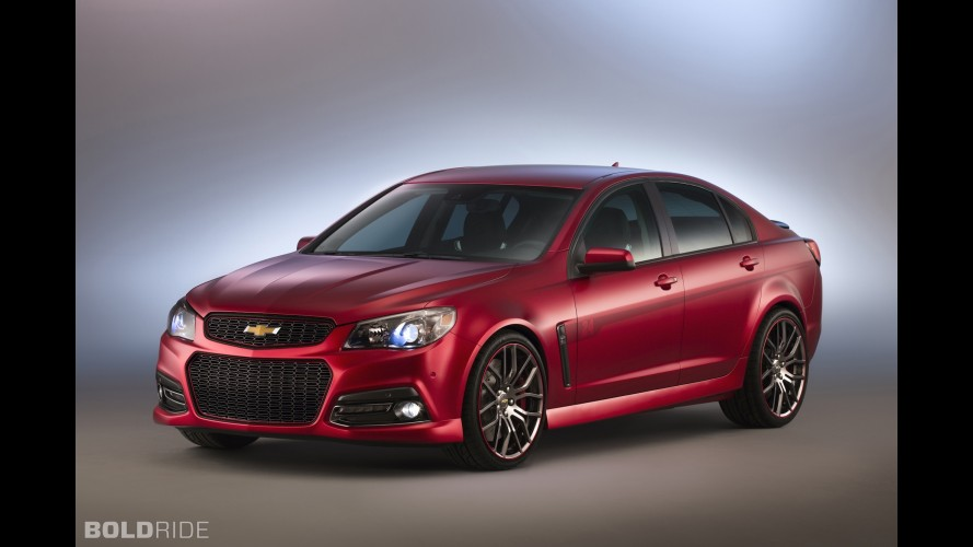 Chevrolet Jeff Gordon SS Performance Concept