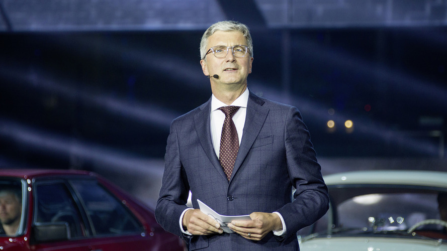 Audi CEO Rupert Stadler arrested over diesel emissions scandal