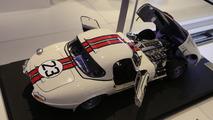 Jaguar E-Type Amalgam au Mondial de l'Automobile