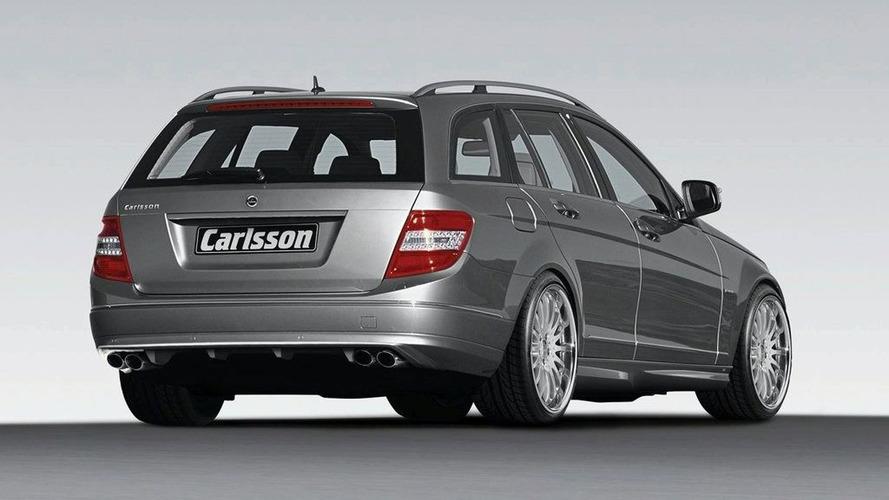 Mercedes C-class Estate by Carlsson