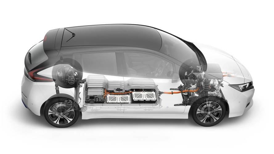 Nissan-Infiniti, önümüzdeki beş yılda altı elektrikli araç tanıtacak