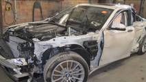 BMW 7 Series repair